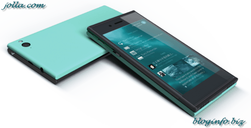 Jolla - первый смартфон на Sailfish OS