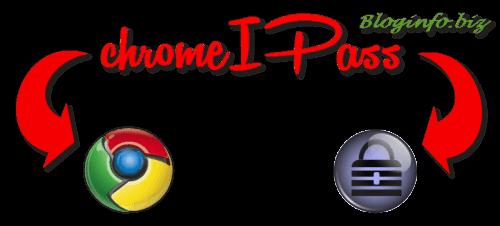 Плагин chromeIPass для KeePass