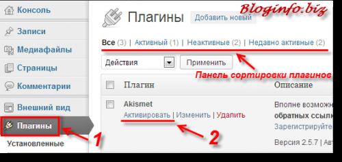 Самые популярные антиспам плагины - Akismet