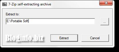 Распаковываем архив в удобное для себя место